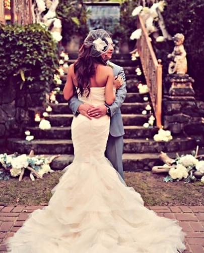 Vestido de Noiva Aliexpress vestido de noiva barato 2