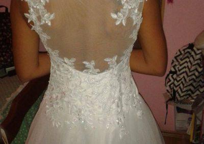 Vestido de Noiva Aliexpress vestido de noiva barato 8